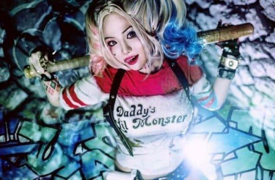 Misa Chiang cosplay Harley Quinn #4