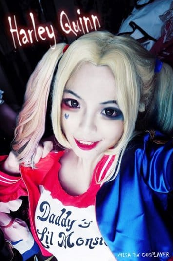 Misa Chiang cosplay Harley Quinn #5