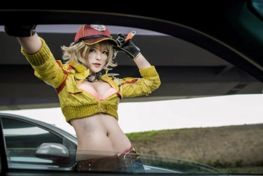 Misa Chiang cosplay Cindy Final Fantasy XV № 3