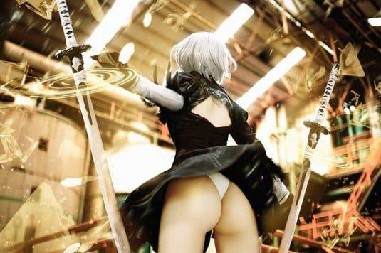 Misa Chiang cosplay Nier Automata № 4