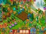 Сказочная ферма Чародеи. Скриншот № 5. Выращиваем сказочные овощи