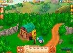 Фермерские деньки. Скриншот № 1. Ферма во всей красе