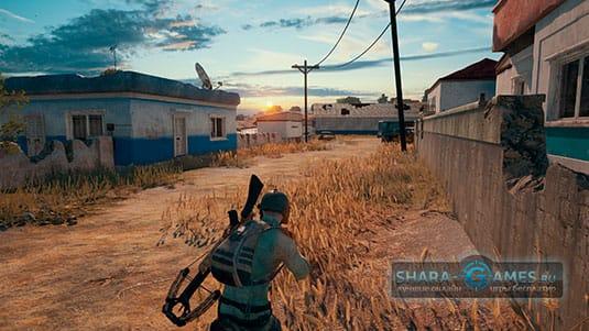 PlayerUnknown's Battlegrounds — игра о заброшенном постсоветском острове