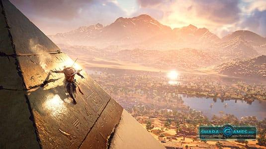 Преодолеваем препятствия в Assassin's Creed: Истоки