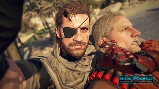 Metal Gear Solid V: The Phantom Pain — убиваем врагов тихо