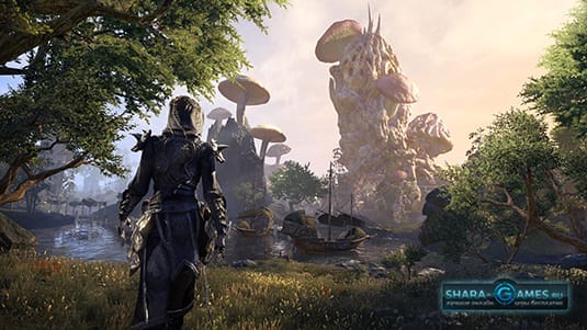 Локации в игре The Elder Scrolls Online: Morrowind