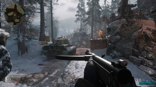 Геймплей Call of Duty: WWII