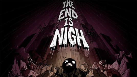 The End Is Nigh: обои № 1