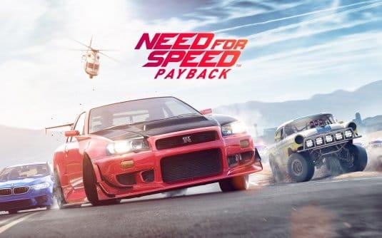 Обои Need for Speed: Payback