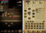 Получение опыта за убийство монстров в пещерах
