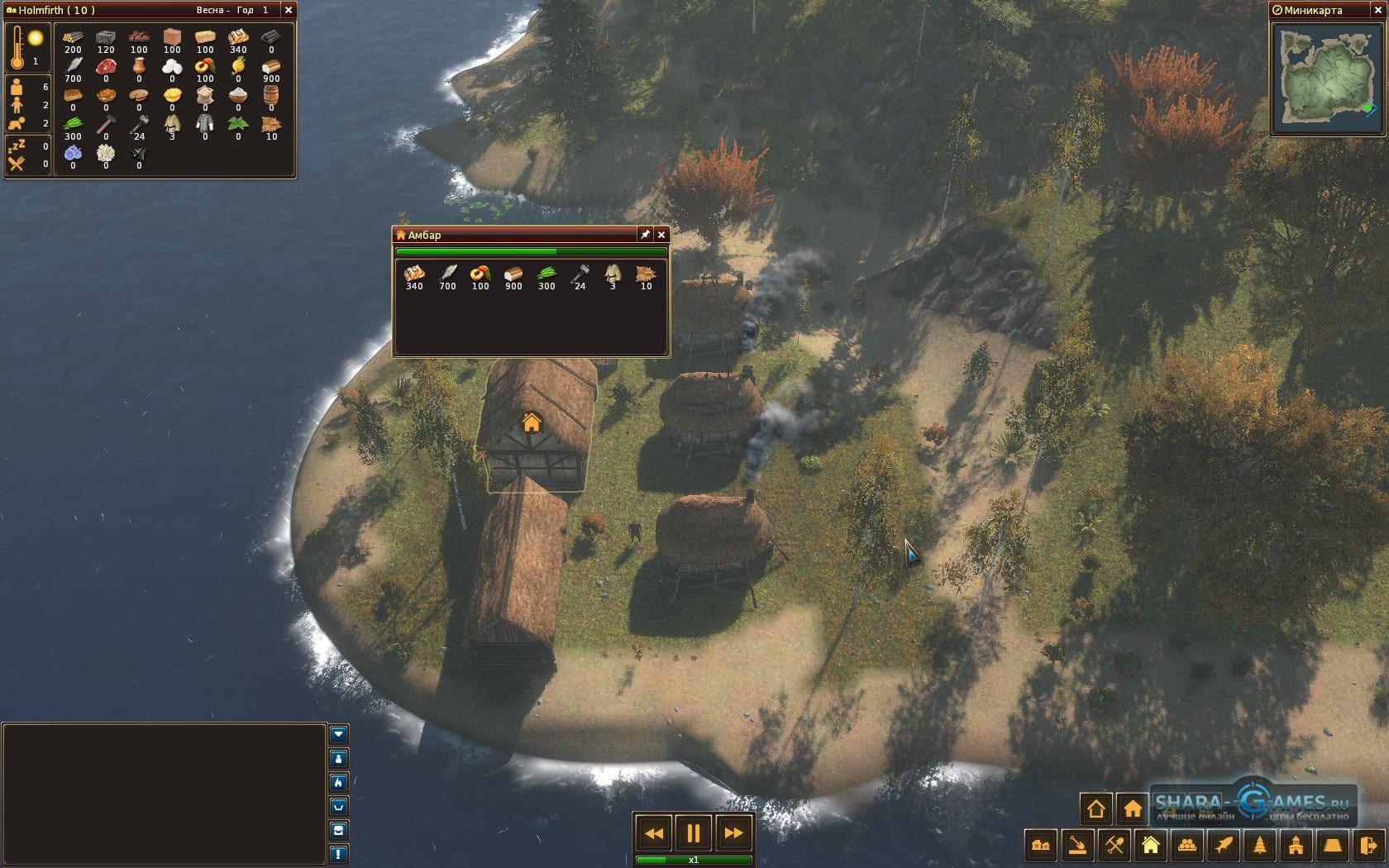 Life is feudal forest village база знаний ролевая 3d он-лайн игра