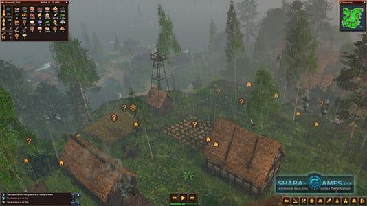 Life is feudal forest village угольная печь сюжетно-ролевая игра парикмахерская оборудование