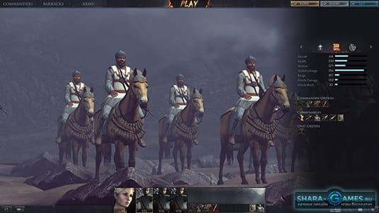 Конные отряды
