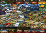 Скриншот Vikings: War of Clans№1