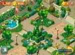 Скриншоты игры Gardenscapes № 1