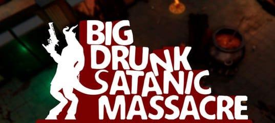 Скачать Big Drunk Satanic Massacre