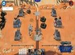Скриншот Scrambled Galaxy № 3. Битва в пустыне