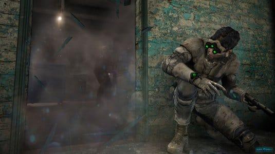 Будьте скрытны в Splinter Cell: Blacklist