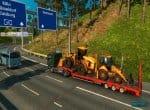 Скриншот № 9. Путешествие маленького бульдозера по дорогам Европы