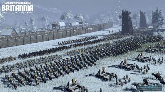 Перед битвой